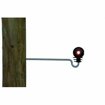10 x Gallagher XDI Offset Ring Insulator - 20cm