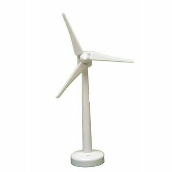 Kidsglobe Wind Turbine 29cm Including Battery 1:32