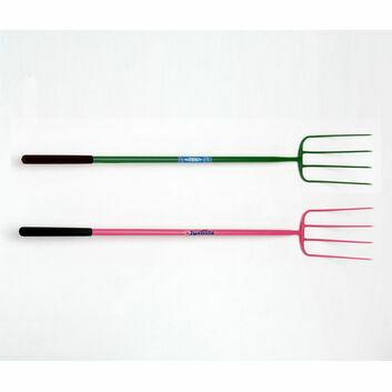 Fyna-lite Hi-Strength Manure Fork - 4 Prong (Long)