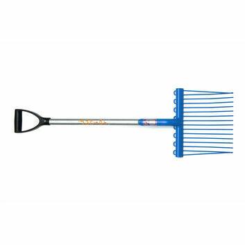 Fyna-lite Junior Shavings Fork - D Grip Handle