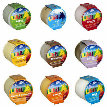 Flavoured Likit Horse Treat Likit Refills - 650g