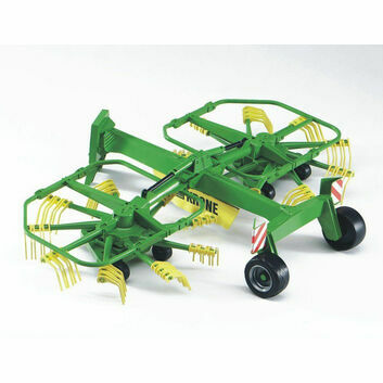 Bruder Krone Dual rotary swath windrower 1:16