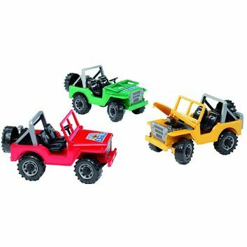 Bruder Cross Country Jeep Vehicle 1:16