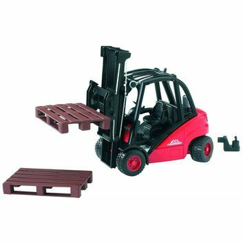 Bruder Linde Forklift H30D 1:16
