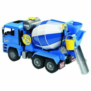 Bruder MAN Concrete Mixer Truck 1:16