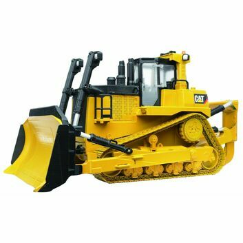 Bruder CAT Large Track-Type Bulldozer 1:16