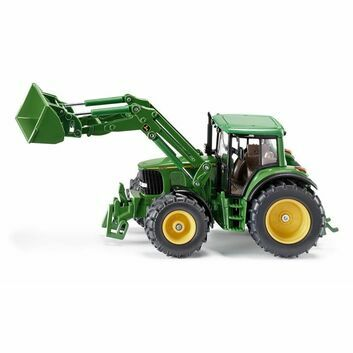 Siku John Deere Tractor with front loader 1:32