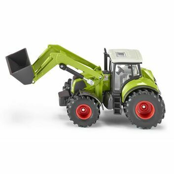 Siku Claas Axion 850 Tractor with Front Loader 1:50