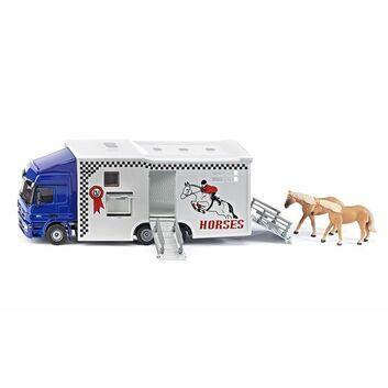 Siku Horse Transporter 1:50