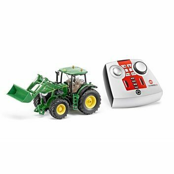 Siku Control32 John Deere 7R with Front Loader Remote Control Tractor 1:32