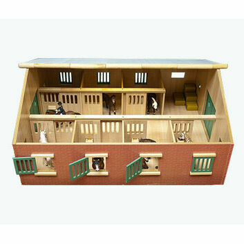 Kidsglobe Horse Stable 1:24