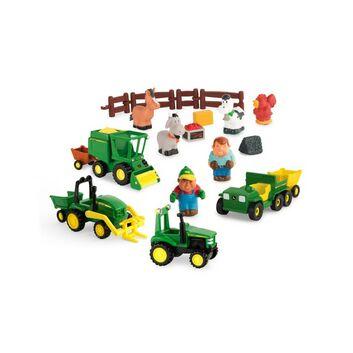 Tomy John Deere 1st Farm Fun on the Farm Playset