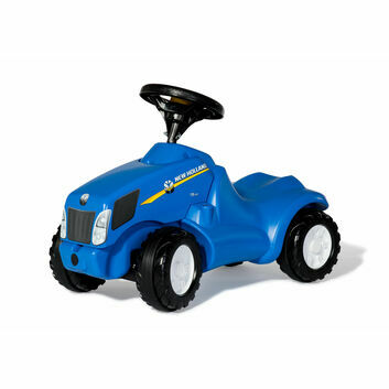 Rolly New Holland Foot-To-Floor Mini Ride-On Tractor