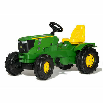 Rolly Farmtrac John Deere 6210R Pedal Ride-On Tractor