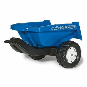 Rolly Kipper Blue Tipper Trailer II For Ride Ons
