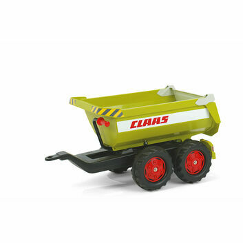 Rolly Claas Halfpipe Trailer For Ride Ons