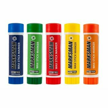 Marksman Wax Animal Markers - 10 x 55g