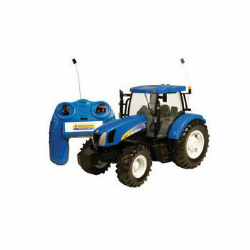Britains New Holland T6070 Remote Control Tractor