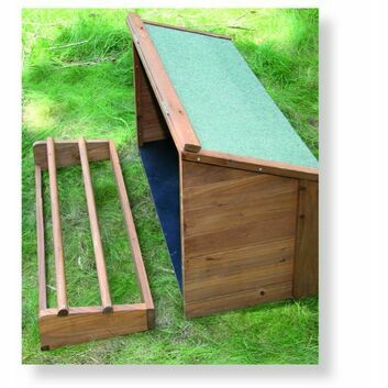 Wood Chicken Poultry Nest Box