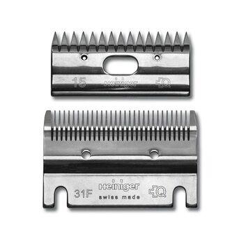 Heiniger Fine Blade Set  31F - 15