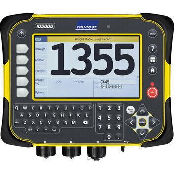 Tru-Test ID5000 Weight Scale Indicator