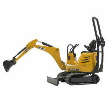 Bruder JCB Micro 8010 CTS Mini Excavator 1:16