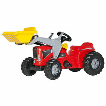 Rolly Kiddy Futura Trac Ride-On + rollyKid loader