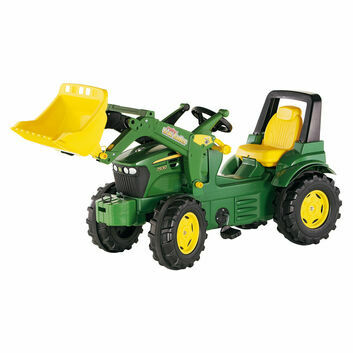 Rolly John Deere 7930 Pedal Ride-On + rollyTrac loader