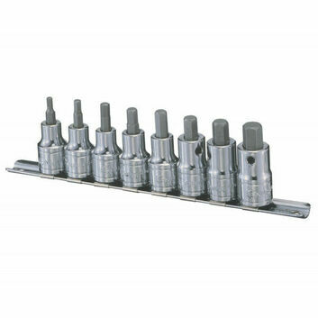 Genius Tools Hex-Bit Socket Set 1/2