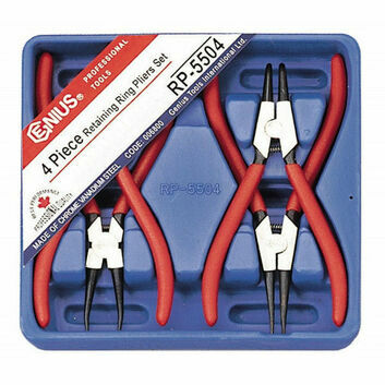 Genius Tools Circlip Pliers Set