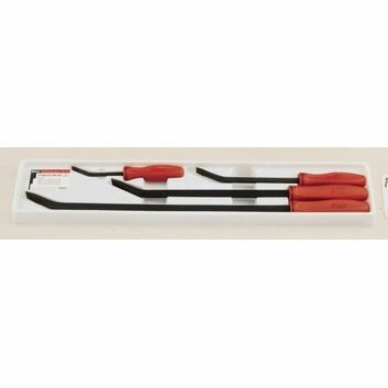 Genius Tools 4 Piece Pry Bar Set