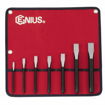 Genius Tools Chisel Set