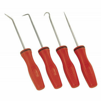 Genius Tools 4 Piece Miniature Pick Set