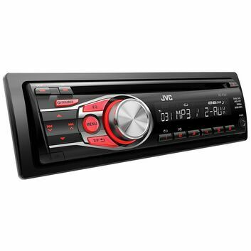 JVC KD-R331 CD Radio
