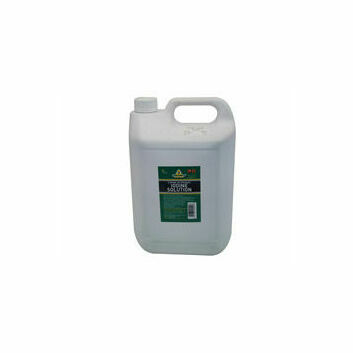 Iodine Solution- 2.5L