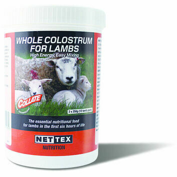 Nettex Collate High Energy Whole Colostrum For Lambs
