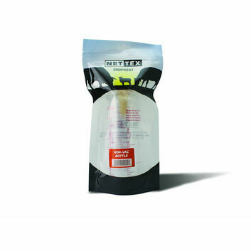 Nettex Non-Vac 500ml Lamb Plastic Feeding Bottle