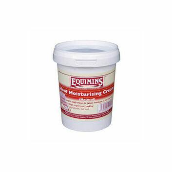Equimins Hoof Moisturising Cream - Natural 500g