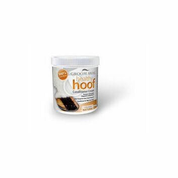 Groom Away Healthy Hoof Conditioner Cream - Natural