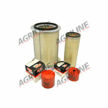 Massey Ferguson 3125, 3140, 8120 Engine Filter Service Kit