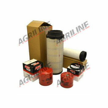 Massey Ferguson 4225, 4235 Engine Filter Service Kit (5429 Fuel Filter)