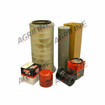 Massey Ferguson 3050, 3060, 3065, 3070, 698T Engine Filter Service Kit