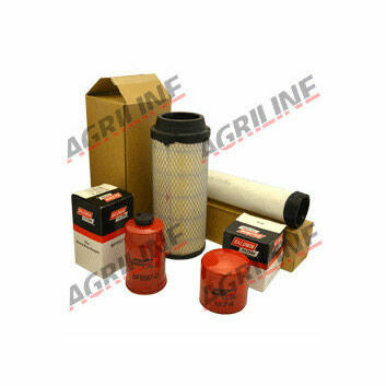 Massey Ferguson 4225, 4235 Engine Filter Service Kit (50347 Fuel Filter)