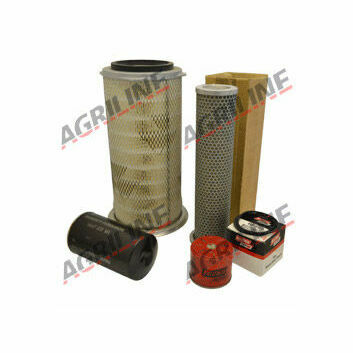 Massey Ferguson 3080, 3090, 3115, 6180, 699 Engine Filter Service Kit