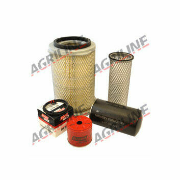 Massey Ferguson 399 Over Bonnet Engine Filter Service Kit