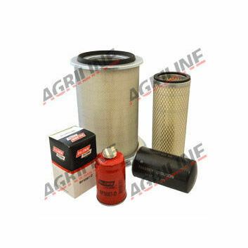 Massey Ferguson 3125, 3140, 3635, 6190, 8110 Engine Filter Service Kit