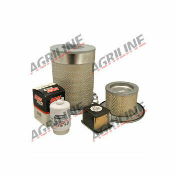 John Deere 6506, 6600, 6800, 6900, 7400 Engine Filter Service Kit