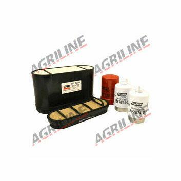John Deere 6020, 6120, 6220, 6320, 6420 Engine Filter Service Kit