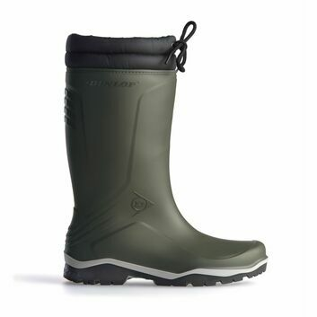 Dunlop Blizzard Non-Safety Wellington Boots Green
