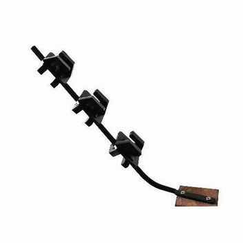 25 x Hotline Garden/Pond Insulator For 5.5mm Metal Bracket (Black)
